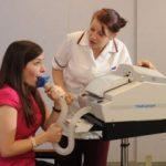Tes  Spirometri : Diagnosa Asma, COPD, dan Gangguan Paru - Paru
