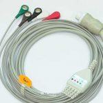 Cara Pemasangan Kabel EKG pada Alat EKG 12 Channel