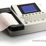 Review Alat Dan Spesifikasi Edan ECG SE 1200
