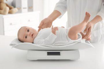 Timbangan bayi