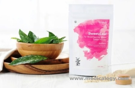harga Asi Booster Daun Katuk - Herbilogy Sweet Leaf Powder