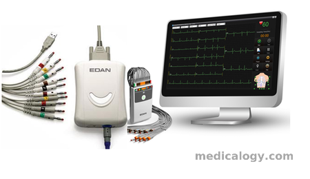 beli Edan ECG SE 1515 (PC ECG Wireless)
