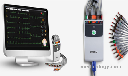 harga Edan ECG SE 1515 (PC ECG Wireless)