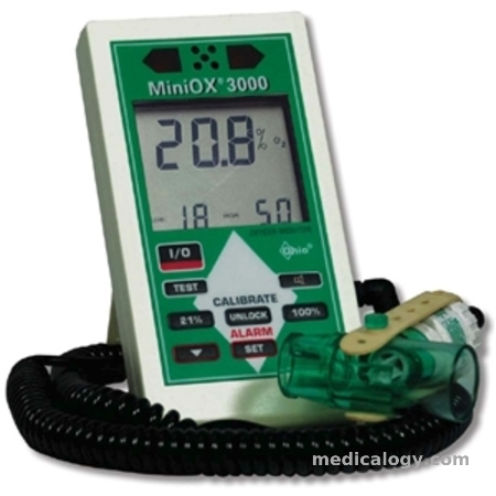 harga Ohio Medical Oxygen Analyzer Mini OX 3000