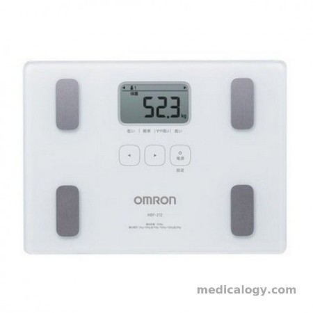 harga Omron Body Fat Monitor HBF-212