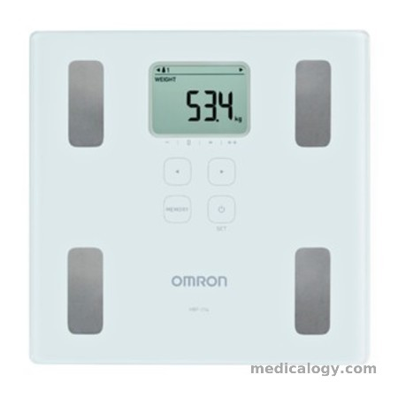 harga Omron Body Fat Monitor HBF-214