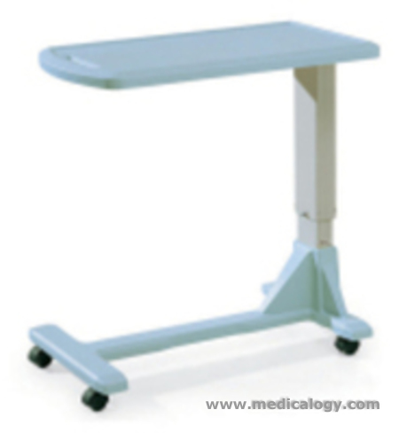 harga Over Bed Table NT 208002 A Nuritek