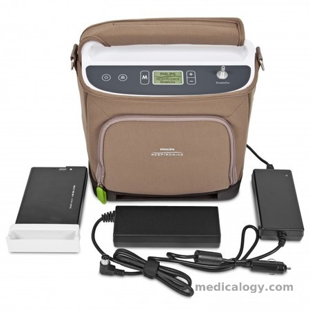 jual Philips SimplyGO Travel Oxygen Concentrator