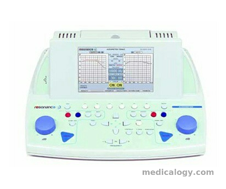 harga Resonance R27A Audiometer Diagnostik tipe DD45