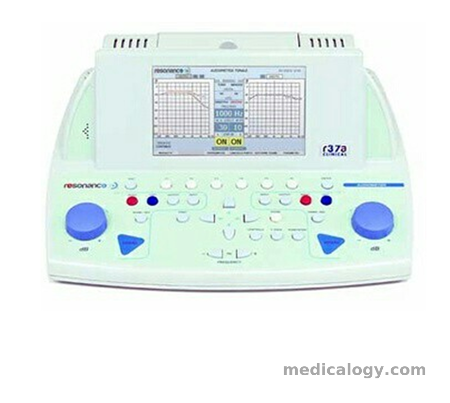 beli Resonance R37A Audiometer Diagnostik tipe DD45