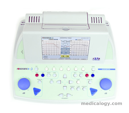 harga Resonance R37A Audiometer Diagnostik tipe DD45