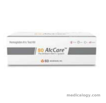 harga SD A1c Care Test Kit - Type B ( 20T X 1 )