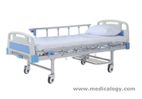 jual 1-Crank Manual Hospital Bed AG-BYS203 Aegean