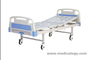 jual 1 -Crank Manual Hospital Bed AG-BYS204 Aegean