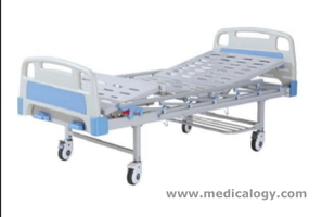 jual 2 Crank Manual Hospital Bed AG-BMS101A Aegean