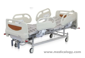 jual 2 Crank Manual Hospital Bed AG-BYS106 Aegean