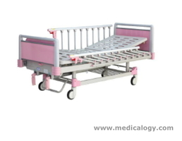 jual 2 -Function Manual Hospital Bed AG-CB012 Aegean