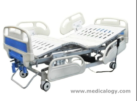 jual 3-Function Manual and Elektric Hospital Bed AG-BY104 Aegean