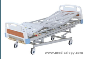 jual 5-Function Manual Hospital Bed AG-BMS001 Aegean