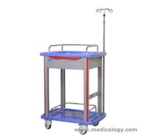 jual ABS Clinical Trolley AG-LPT006B Aegean