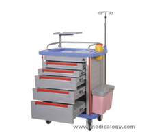 jual ABS Emergency Trolley AG-ET001A1-850mm Aegean