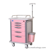 jual ABS Emergency Trolley AG-ET007B4 Aegean