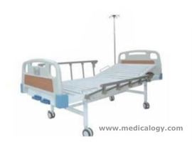 jual ABS Hospital Bed 2 Crank