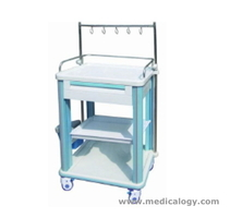 jual ABS IV Treatment Trolley AG-IT006B1 Aegean