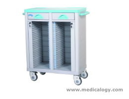 jual ABS Patient Record Trolley AG-CHT003 Aegean