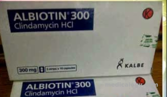 jual Albiotin 300 mg Tablet