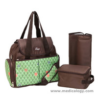 jual Allegra Forest Cooler Diaper Shoulder Bag