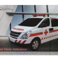 jual Ambulance Hyunday Starex Mover Tipe Deluxe