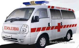 jual Ambulance Medium Size Cabin KIA Travello