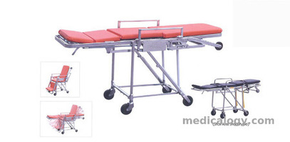 jual Ambulance Stretcher Model Duduk YDC 3D