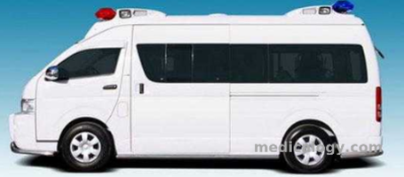 jual Ambulance Toyota Hiace Commuter Tipe Deluxe