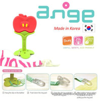 "jual Ange Fruits Teether ""Apple"" - Gigitan Bayi"