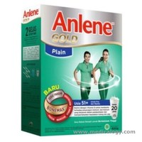 jual Anlene Gold Plain 600gr Box