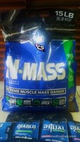 jual Ans N Mass 2Kg Repack/Trial Size Weight Gainer Termurah