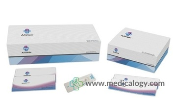 jual Answer Rapid Test MultiDrug Panel 3P (AMP,THC,MOP) 25T