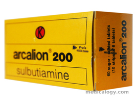 jual Arcalion Tablet