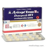 jual Aricept Evess 10 mg Tablet