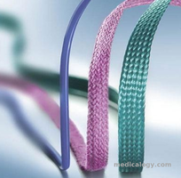 B Braun Surgical Loop Silikon Merah 1.5 mm, 75 cm