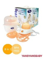 Baby Safe Sterilizer 8 in 1
