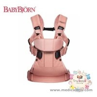 jual BabyBjorn Baby Carrier One Air - coral