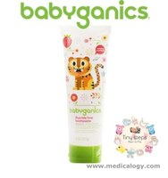 jual Babyganics Toothpaste Strawberry 113 Gram