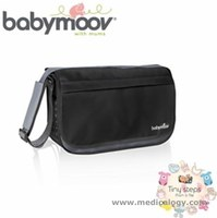 jual Babymoov Messenger Bag Black