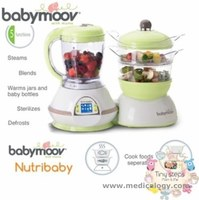 jual Babymoov NutriBaby Food Processor
