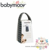 jual Babymoov Travel Bottle Warmer Star - Black Made In France