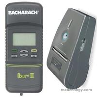 Bacharach Oxygen Analyzer Oxor III 19-8113