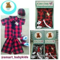 jual Baju Baby Fashion (Baby Boy Fashion Giftset)